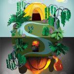 Lisa Lloyd crea delle stupende sculture di carta in 3D | Collater.al 9