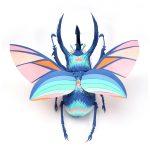 Lisa Lloyd crea delle stupende sculture di carta in 3D | Collater.al 9a