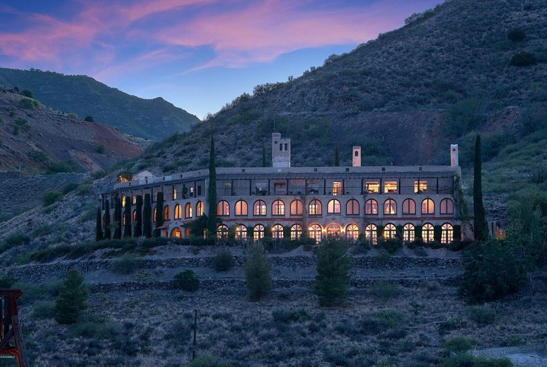 Little Daisy Mansion is a real version of The Grand Budapest Hotel