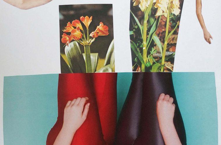 Maria Paton realizza dei fantastici collage digitali