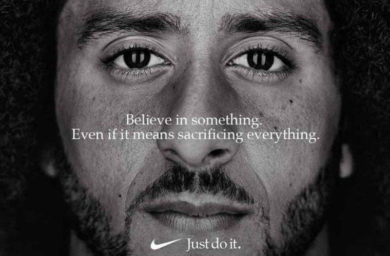 Nike sceglie Colin Kaepernick e sfida Trump e la NFL