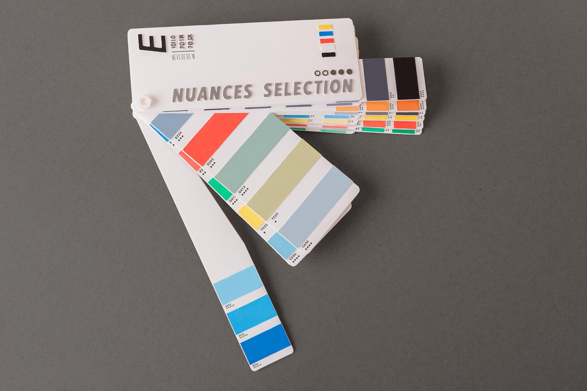 Nuances selection   Collater.al