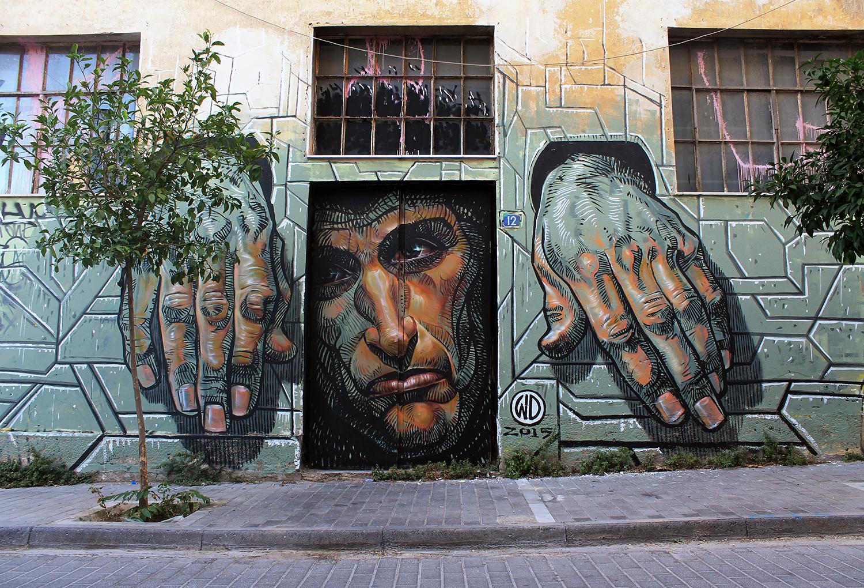 Oltre il muro, la street art di Wild Drawing | Collater.al