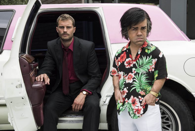 Peter Dinklage nel primo trailer di My Dinner with Hervè