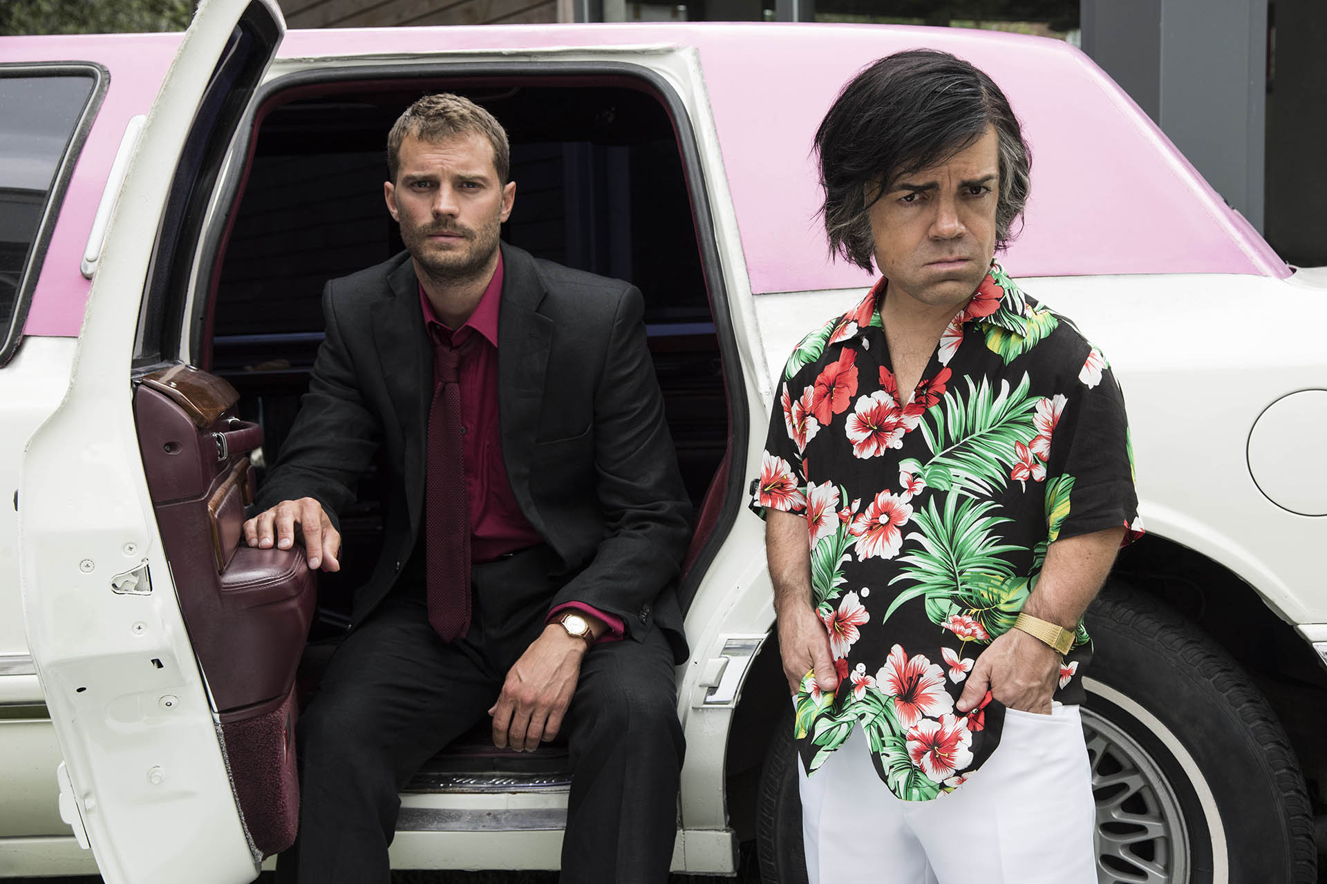 Peter Dinklage nel primo trailer di My Dinner with Hervè   Collater.al 1