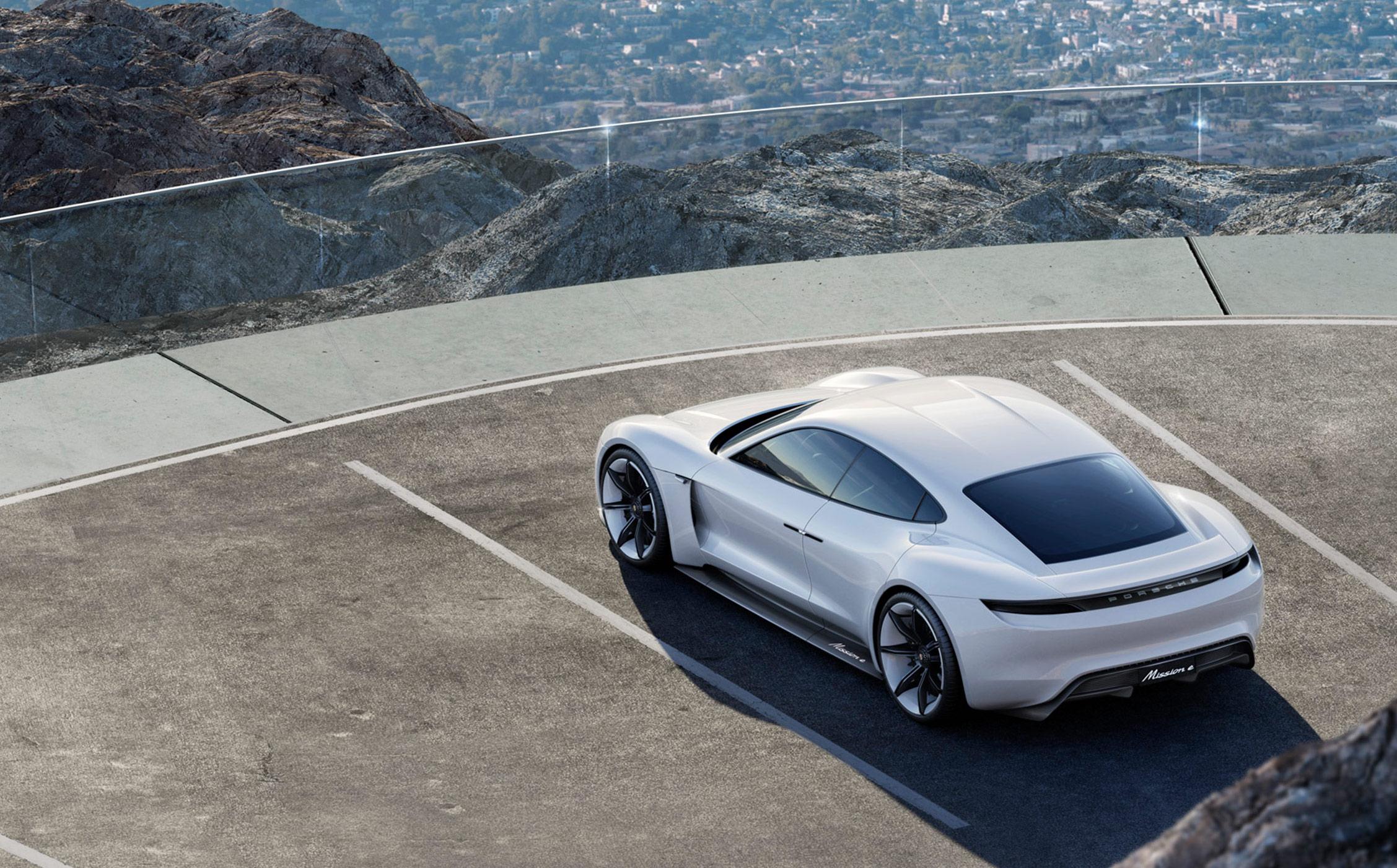 Porsche Taycan la prima porsche full electric | Collater.al