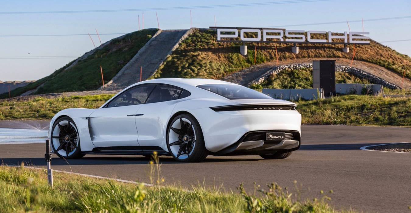 Porsche Taycan, the first full electric Porsche | Collater.al