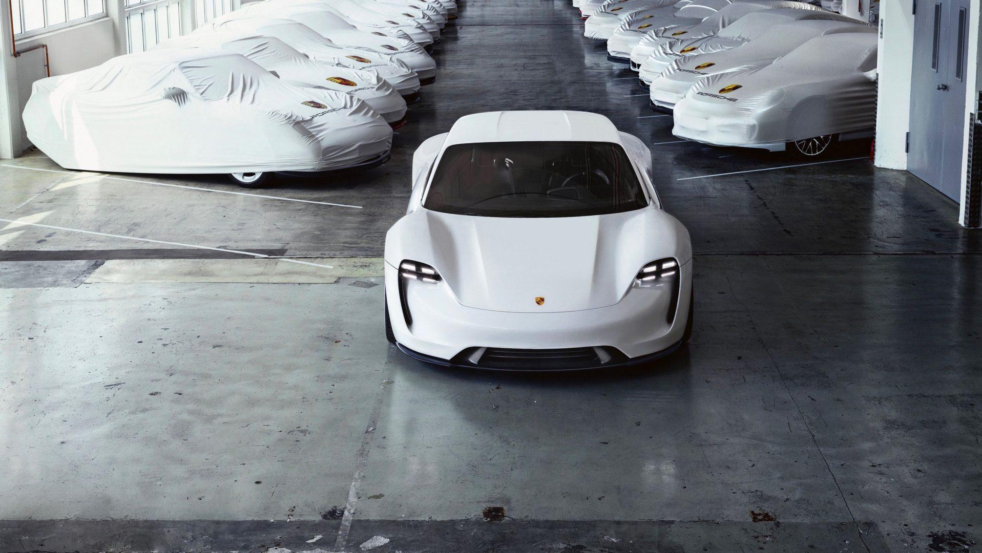 Porsche Taycan, la prima porsche full electric