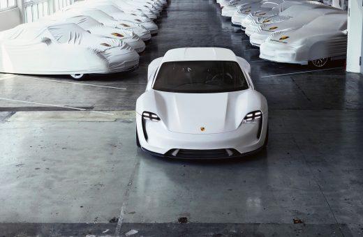 Porsche Taycan, the first full electric Porsche