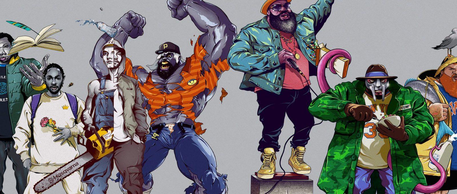 Rap Kings, il nuovo progetto di Chris B. Murray