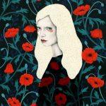 Sofia Bonati racconta le donne su sfondi astratti | Collater.al 13