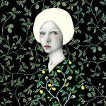 Sofia Bonati racconta le donne su sfondi astratti | Collater.al 16