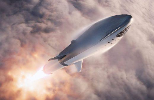 SpaceX di Musk, gli artisti-astronauti e il ritorno sulla Luna