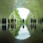Tunnel Of Light, il progetto di MAD Architects in Giappone | Collater.al 1