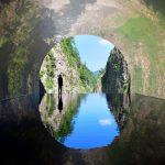Tunnel Of Light, il progetto di MAD Architects in Giappone | Collater.al