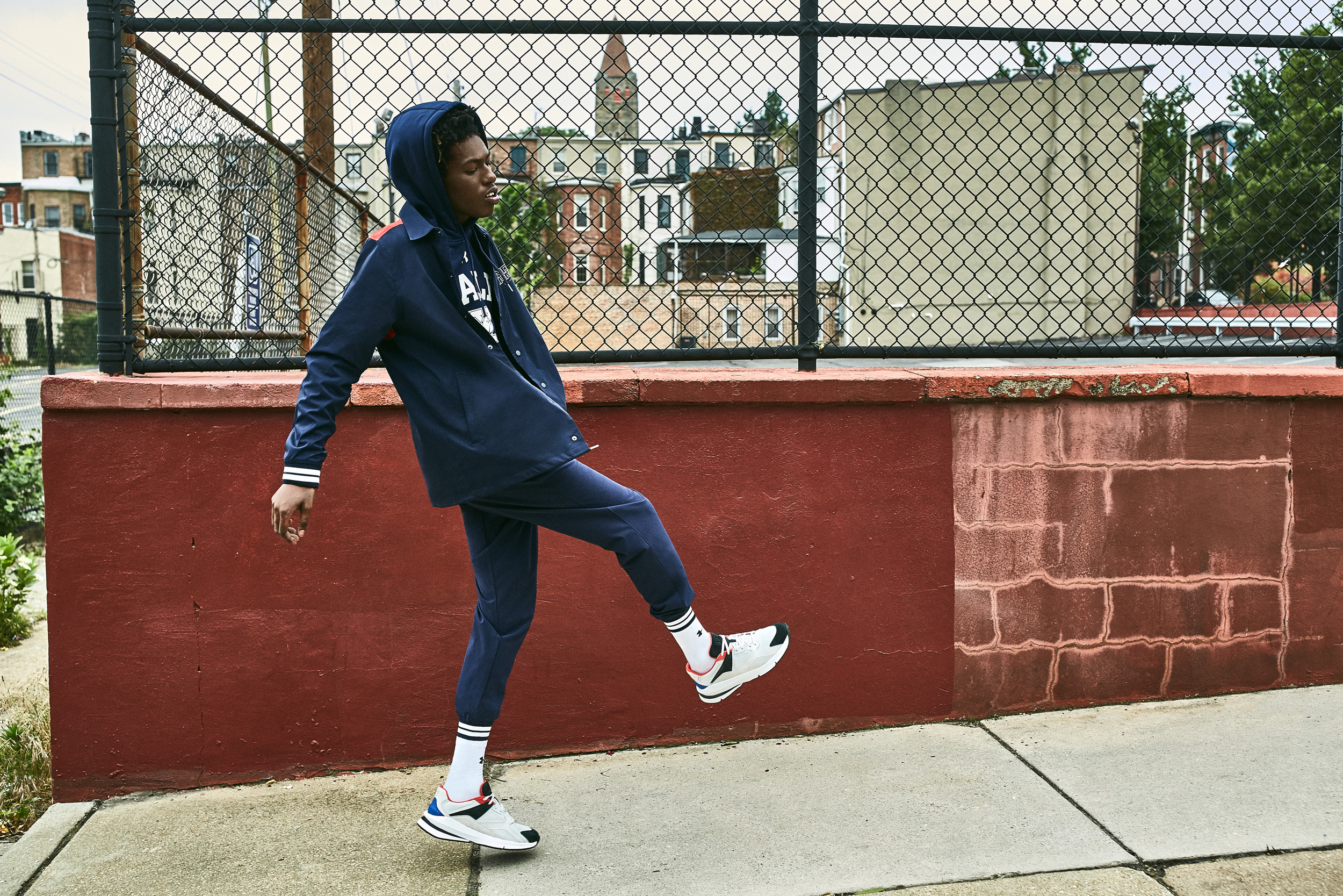 d0cf56b4d8 Under Armour and photographer Devin Allen launch Forge 96 | Collater.al