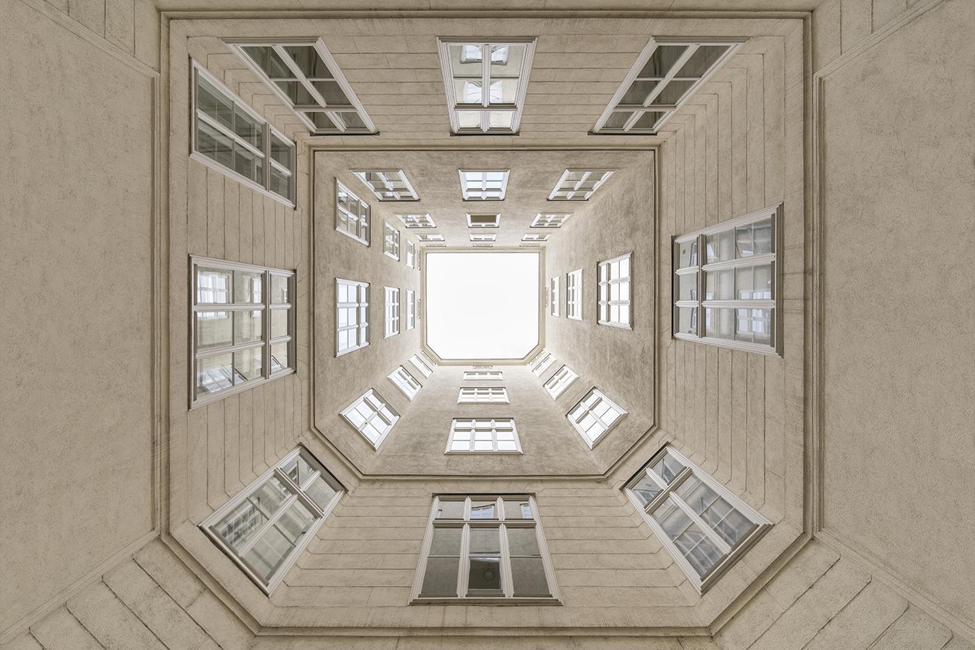 Viennametry le geometrie architettoniche di Vienna | Collater.al