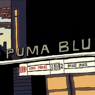 jacob allen aka puma blue | Collater.al