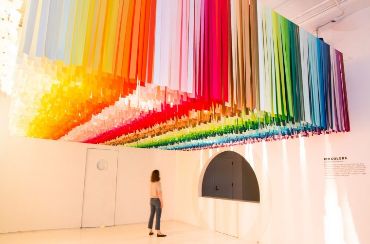 The Color Factory, the most beautiful color experience ever