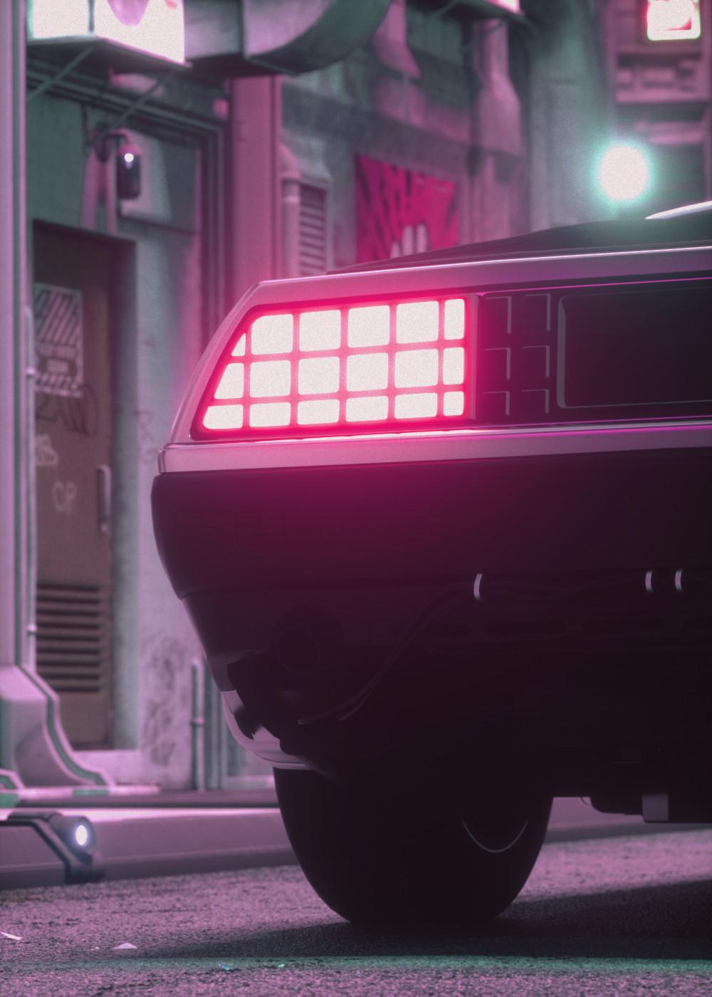 A metà tra Blade Runner eSan Junipero, il mondo visto da Vfxfreek | Collater.al 1