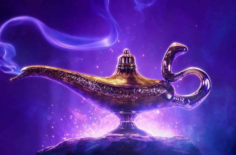 È uscito il teaser del remake di Aladdin, nelle sale nel 2019