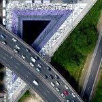 Astro Odv Cbs crea pazzeschi portali geometrici in large scale   Collater.al 1