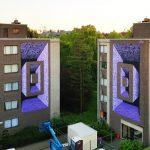 Astro Odv Cbs crea pazzeschi portali geometrici in large scale   Collater.al 2