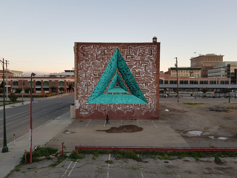 Astro Odv/Cbs crea pazzeschi portali geometrici