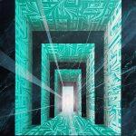Astro Odv Cbs crea pazzeschi portali geometrici in large scale   Collater.al 9