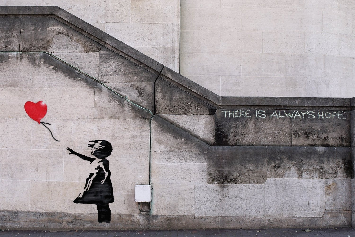 Banksy Sotheby Arte Strategia Di Marketing Collater Behind The Artwork And Sothebys Art Move