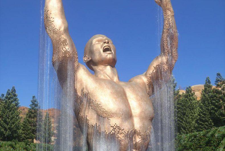 Chad Knight's digital art creates huge digital sculptures