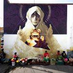 Colori caldi come il sole- il fascino latino dei murales di INTI   Collater.al 10