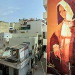 Colori caldi come il sole- il fascino latino dei murales di INTI   Collater.al 12