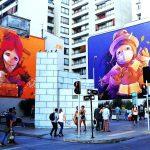 Colori caldi come il sole- il fascino latino dei murales di INTI   Collater.al 5