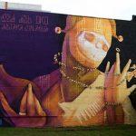 Colori caldi come il sole- il fascino latino dei murales di INTI   Collater.al 6