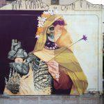 Colori caldi come il sole- il fascino latino dei murales di INTI   Collater.al 7