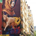 Colori caldi come il sole- il fascino latino dei murales di INTI   Collater.al 8