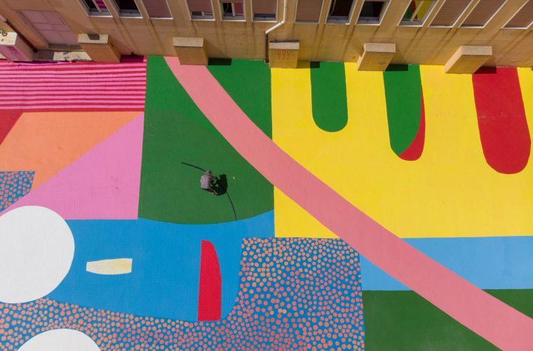 FestiWall 2018: tutti i murales e le installazioni della quarta edizione