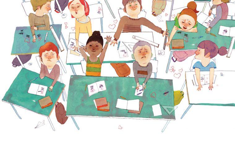 Gianluca Folì dà forma ai personaggi dei libri per ragazzi