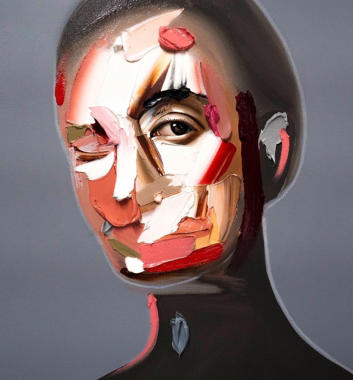 I ritratti pop tridimensionali di Joseph Lee | Collater.al
