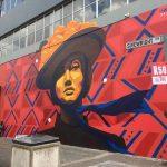Il realismo colorato della street art di Dourone | Collater.al 15