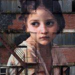 Julien de Casabianca libera i personaggi dei quadri portandoli in strada | Collater.al 1