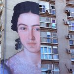 Julien de Casabianca libera i personaggi dei quadri portandoli in strada | Collater.al 12