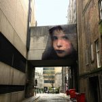 Julien de Casabianca libera i personaggi dei quadri portandoli in strada | Collater.al 6