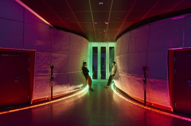 Il design futuristico dei due nuovi edifici del Karolinska Institutet