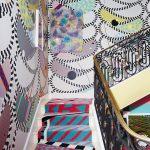 La scalinata dai colori psichedelici firmata Sasha Bikoff | Collater.al 8