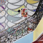 La scalinata dai colori psichedelici firmata Sasha Bikoff | Collater.al 9