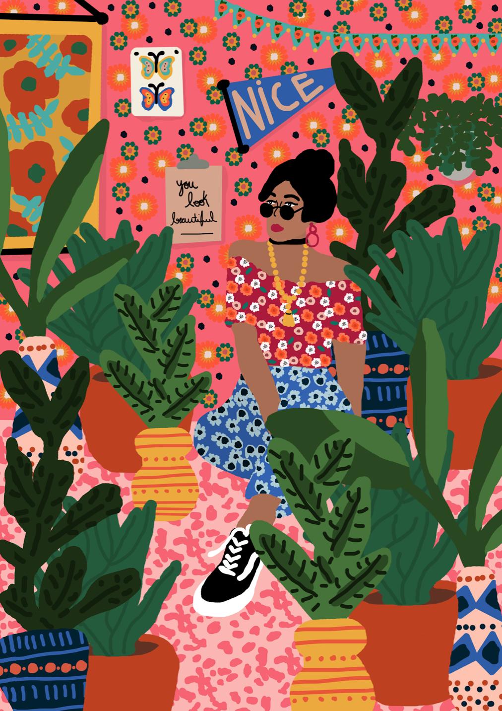 Le grafiche gioiose di Rafaela Mascaro | Collater.al