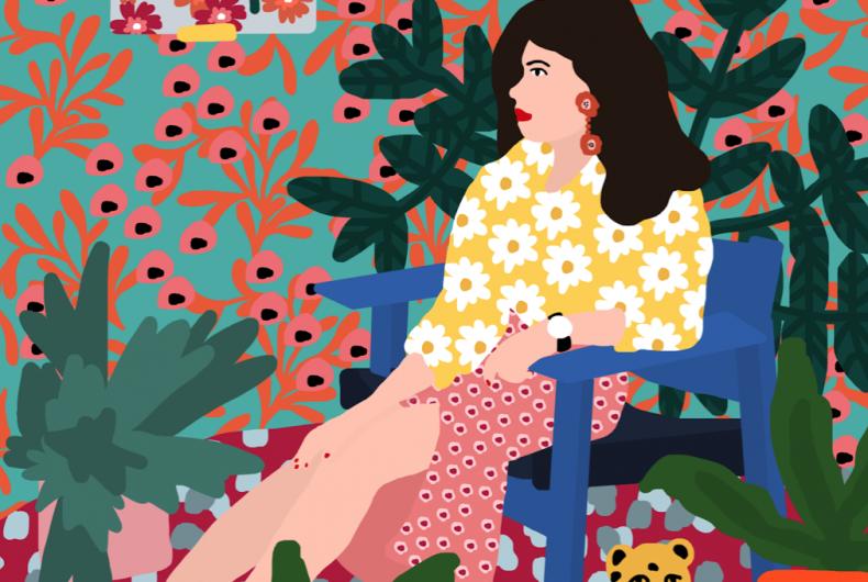Rafaela Mascaro's joyful graphics