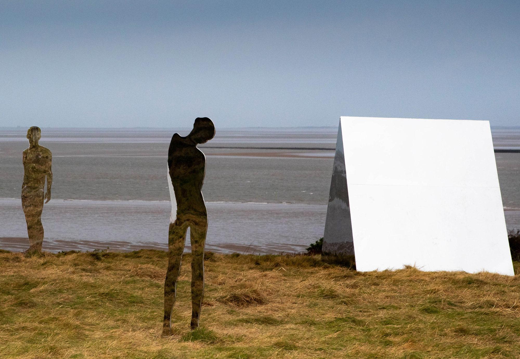 L'installazione fatta di specchi di Rob Mulholland | Collater.al